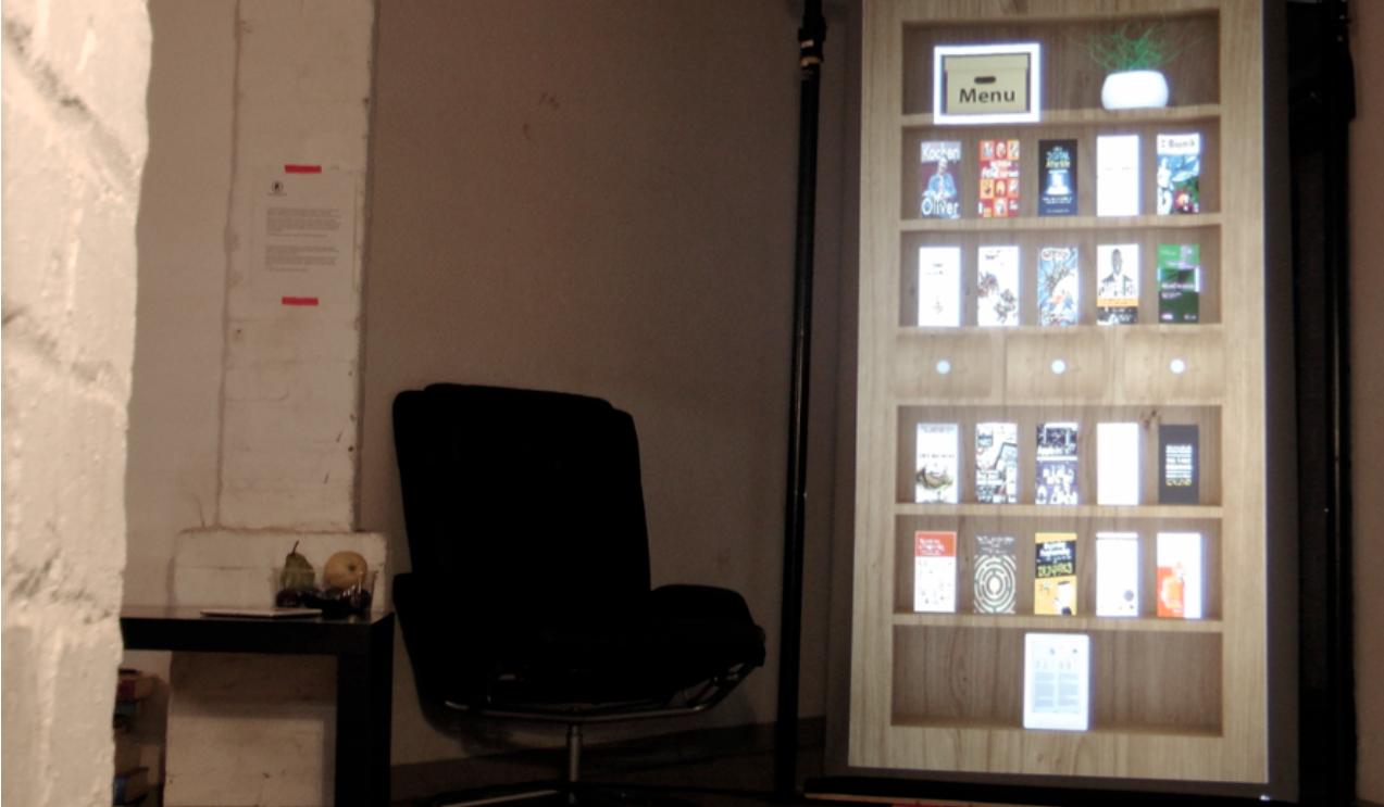 Setup Bookplace for User Testing