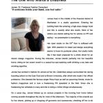 Interview Analysis: Storytelling