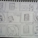 Storyboard UX