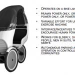 Persuasive Electric Vehicle