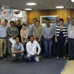 Team at the Department of Transporation in Cape Town